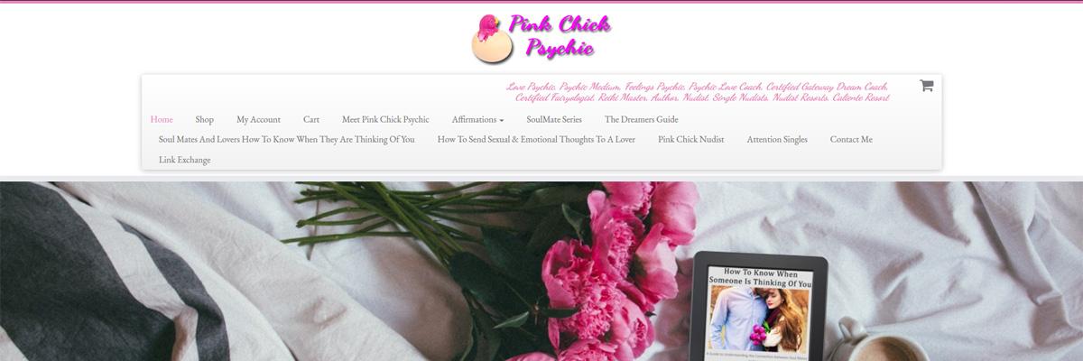 Pink Chick Psychic