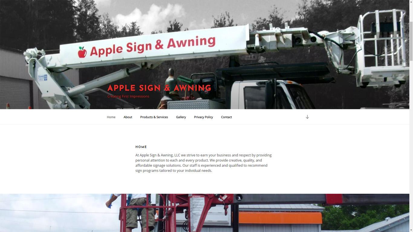 AppleSignAndAwning.com