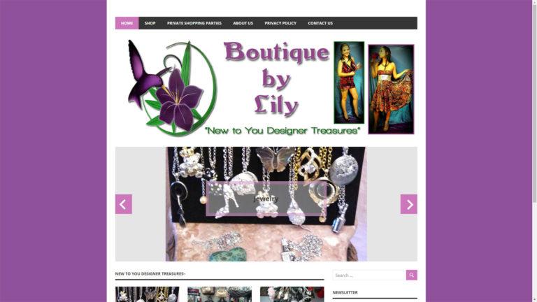 BoutiqueByLily.net