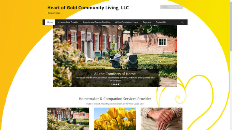 HeartOfGoldCommunityLiving.com