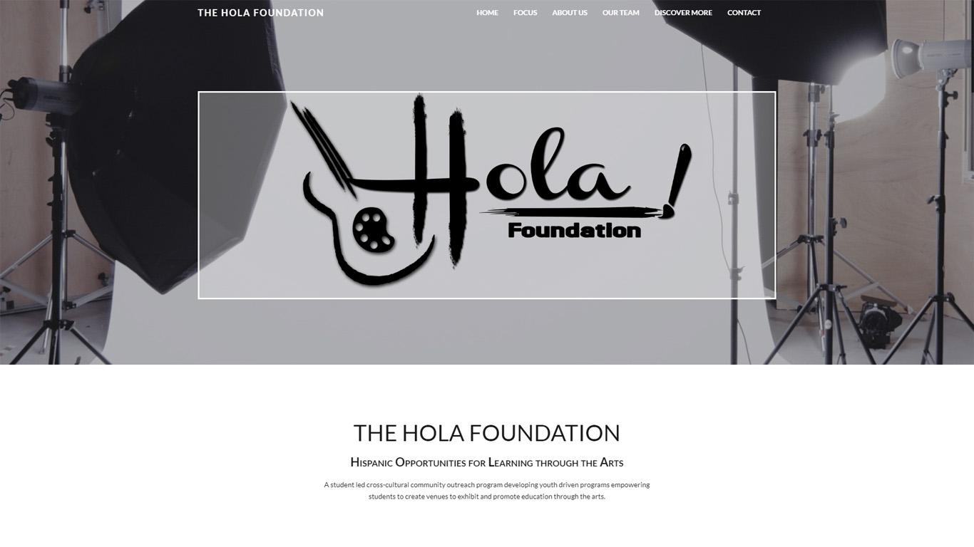 HOLArtsFoundation.com