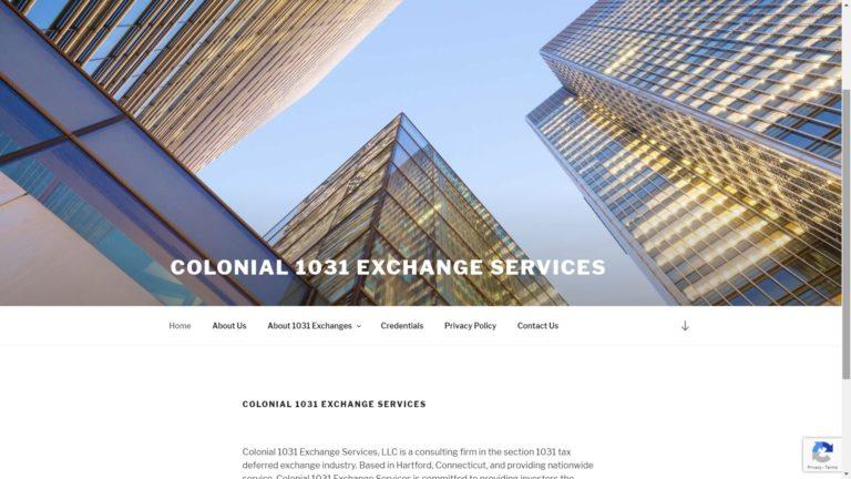 Colonial1031.com