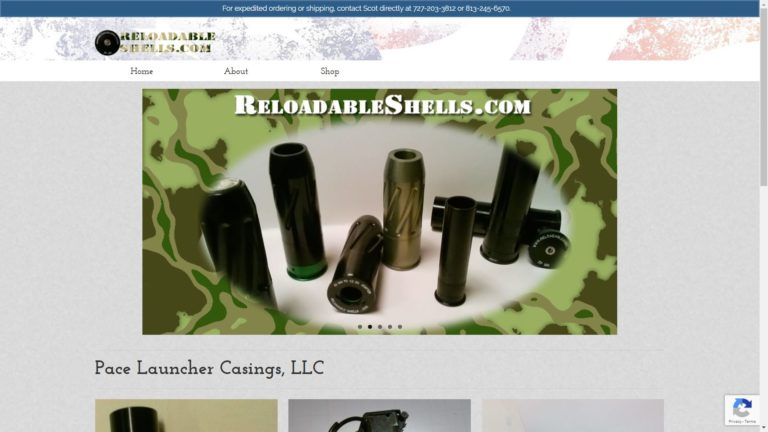 ReloadableShells.com