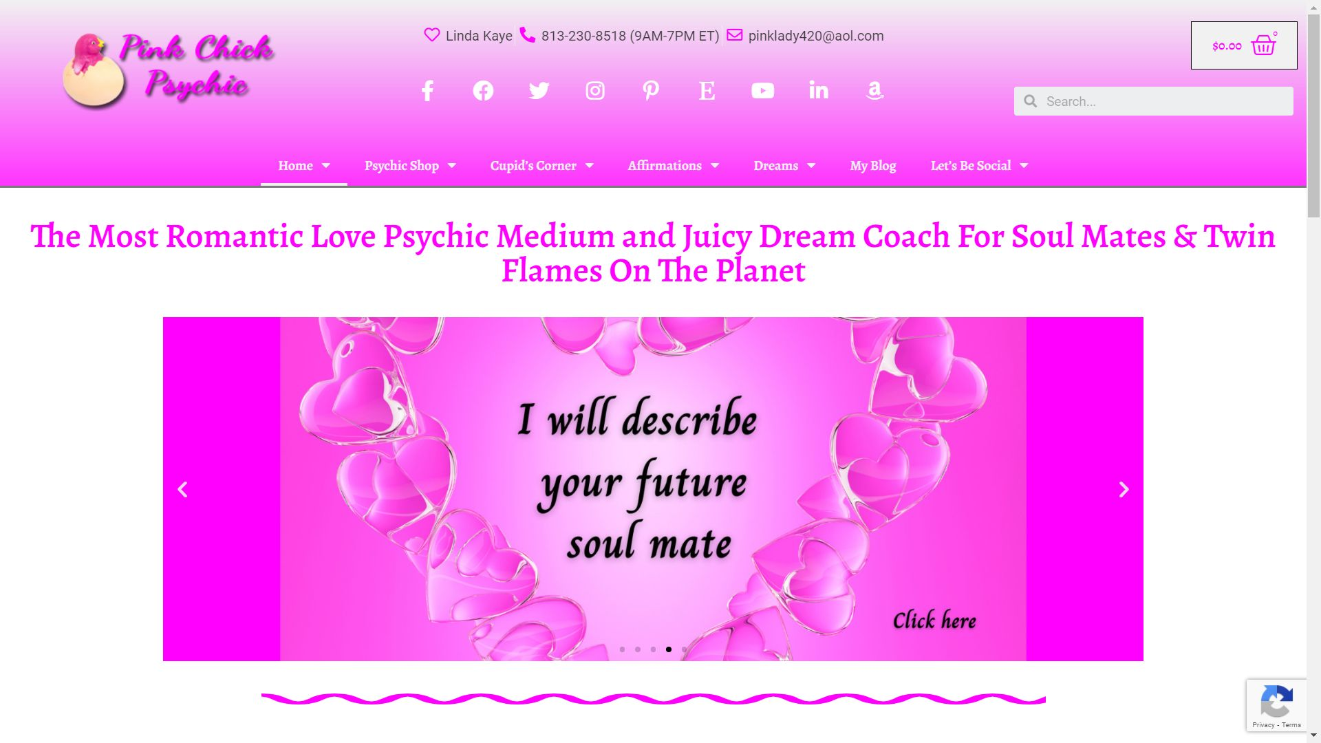 PinkChickPsychic.com