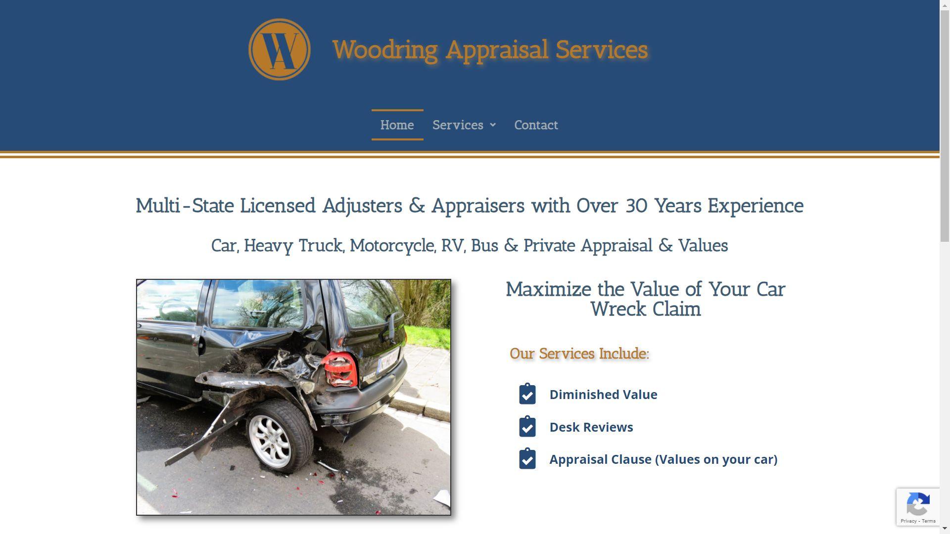 woodringappraisal